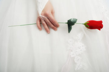 Na svatbě nezapomeňte