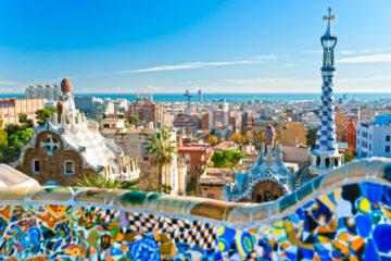 Španělské pláže