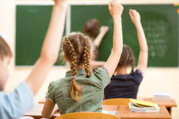 Děti a jejich každodenní školní povinnosti