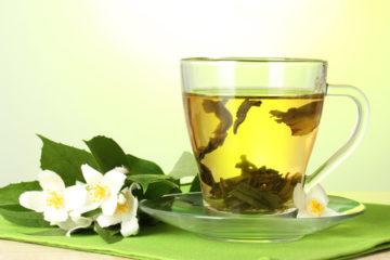 Zelený čaj jako pomocník při problémech se zuby