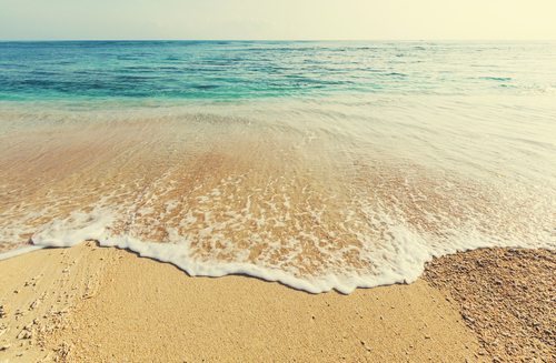 Podzim a dostupná dovolená u moře