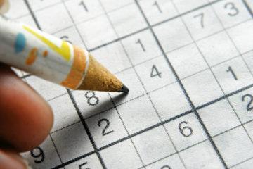 Jak hrát Sudoku