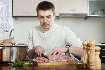 Jak naložit správně maso