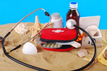 Jaké léky a přípravky nezapomenout přibalit na dovolenou?