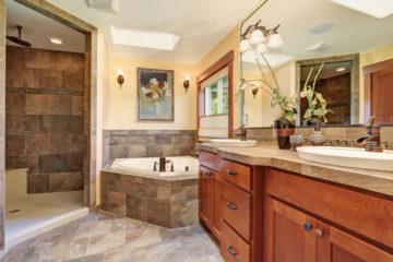 Koupelnový nábytek a vybavení