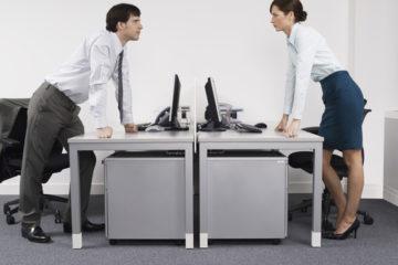 Jak řešit konflikty na pracovišti