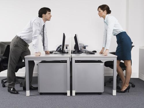 Konflikty na pracovišti