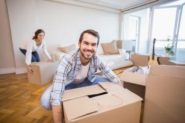 Co nezapomenout při stěhování do podnájmu