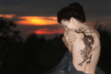 Japonské tetování – je libo ozdobu, která nebolí?