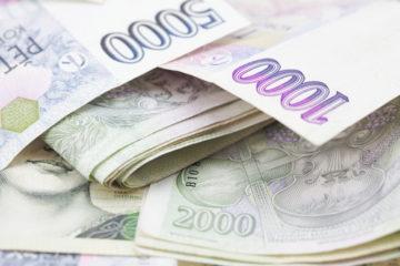 Co s penězi od Ježíška?
