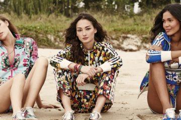 Oživte šatník romantickými květinovými modely adidas. I sportovní móda může být v trendy něžném designu.