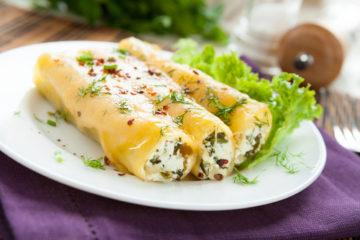 Recept na sýrovou roládu