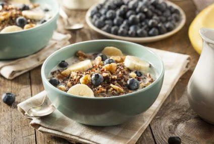 Tip na zdravou a rychlou snídani