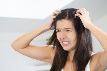 Mastné vlasy – příčiny a řešení