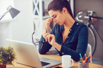 5 signálů, podle kterých poznáte vyhoření v práci