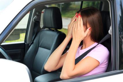 Zbavte se strachu z řízení auta