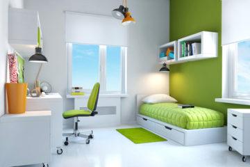 Jak oživit obývák, pokojíček a ložnici