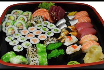 Proč je sushi tak zdravé? A je vhodné pro děti a těhotné ženy?