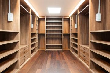 Vytvořte si doma úložné prostory