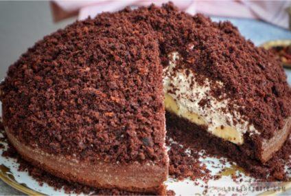 Recept na krtkův dort – skvělá a rychlá dobrota ke kávě