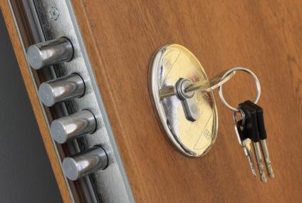 Kvalitní dveře vpěkném designu musejí být také funkční