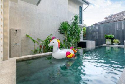 Zelená voda v bazénu? Žádný problém, vyčistíte ji jednoduše!