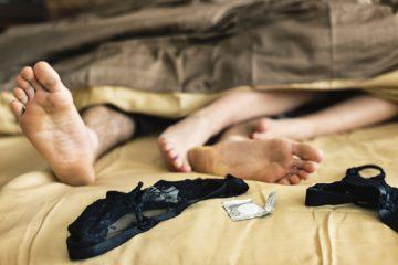 Věci, které v posteli dostanou každou ženu