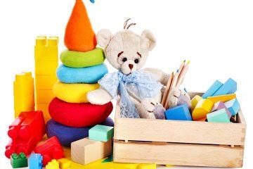 Hračky pro děti nejsou jen zábava, ale podporují také zdravý rozvoj dítěte
