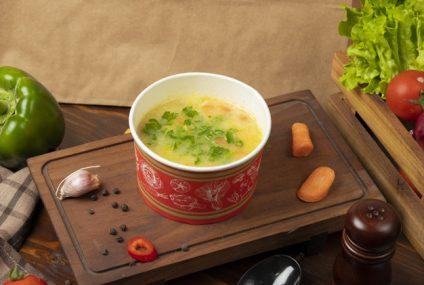 Recept na zdravou česnekovou polévku proti rýmě