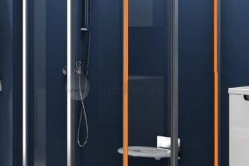 Děláte přestavbu koupelny? Zařiďte si ji vmoderním stylu!
