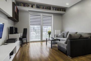 Markýzy a rolety vyřeší v bytě problém se přemírou slunečního světla