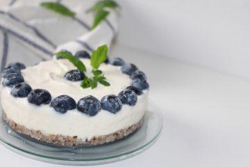 Recept na jogurtový koláč