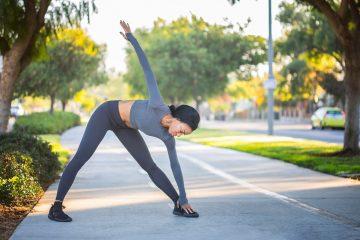 Účinné cviky, jak zhubnou lýtka a stehna