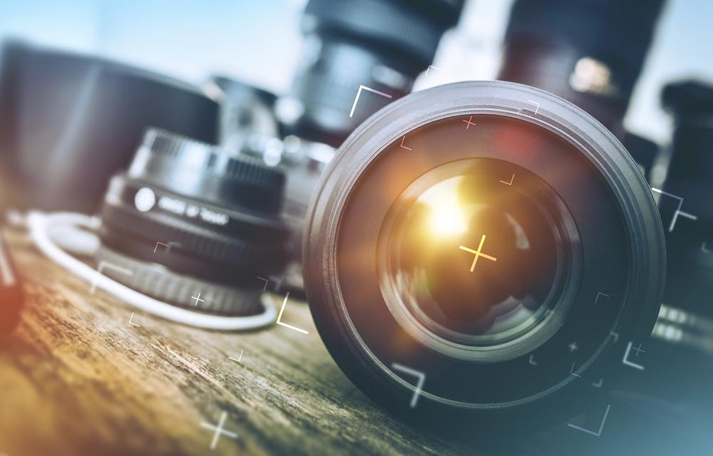 Fotografické vybavení