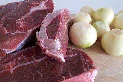 Jak kvalitně připravit dušené hovězí maso?