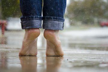 Diagnóza: ploché nohy. Prevence a cviky, které zabírají