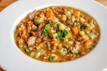 Chutná hrstková polévka: Jak ji připravit?